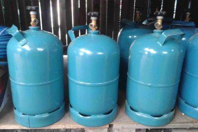 Punkt wymiany butli gazowych